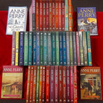 Anne Perry Ebooks Collection