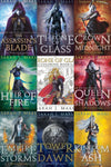 Throne of Glass Series by Sarah J. Mass