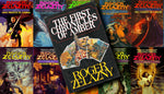 The Chronicles of Amber Series by Roger Zelazny (Available in ePub/Mobi and PDF formats)