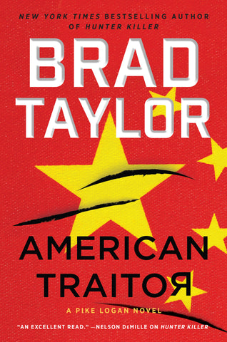 American Traitor by Brad Taylor