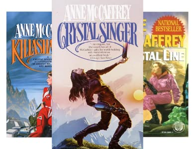 Crystal Singer Complete Series by Anne McCaffrey (Available in ePub/Mobi and PDF formats)