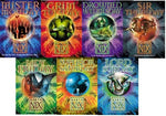 The Keys to the Kingdom series by Garth Nix (Available in ePUB/Mobi and PDF Formats)