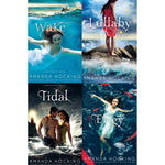 Watersong Series by Amanda Hocking (01-05 Ebooks Available in Epub/Mobi and PDF Formats)