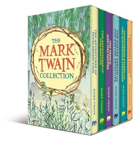 Mark Twain Ebooks Collection Available in Epub/Mobi and PDF Formats
