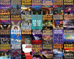 Stone Barrington Series by Stuart Woods