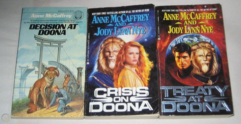 Doona Complete Series by  Anne McCaffrey (Available in ePub/Mobi and PDF formats)