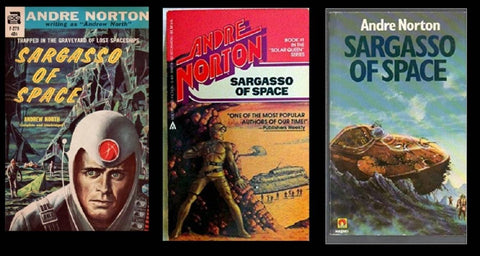 110 Ebooks by Andre Norton Available in Epub/Mobi and PDF Formats