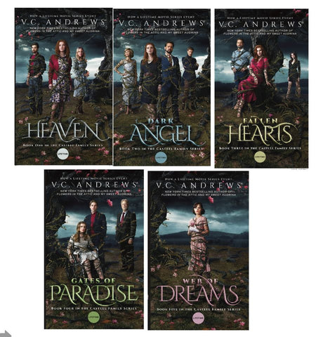The Casteel Series by V.C. Andrews Available in Epub/Mobi and PDF Formats