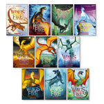 Wings of Fire Series by Tui T. Sutherland Available in Epub/Mobi and PDF Formats