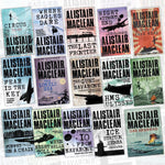 Alistair MacLean Ebooks Collection - 17 Ebooks
