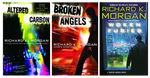 Takeshi Kovacs series by Richard Morgan (Available in ePUB/Mobi and PDF Formats)