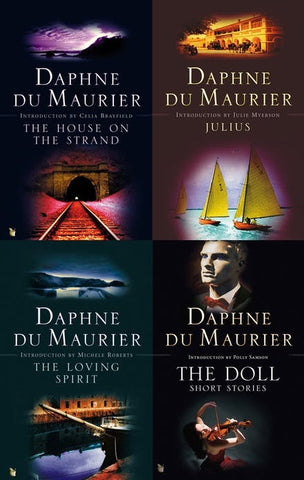 Daphne Du Maurier - Collection of Novels Collection Available in EPUB/MOBI and PDF Formats