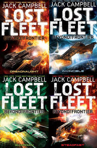Beyond the Frontier Series by Jack Campbell (01-05 Ebooks Available in EPUB/Mobi and PDF Formats)