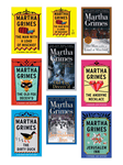 Richard Jury E-books Series by  Martha Grimes 1-23 E-books