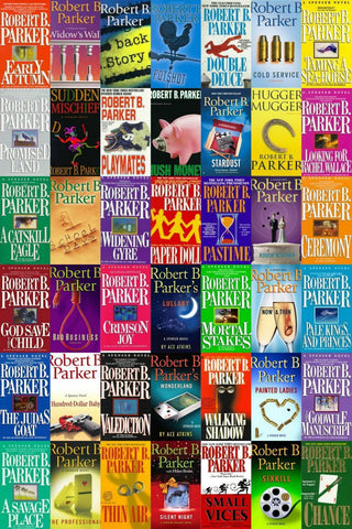 Spencer Series (1-42) by Robert B. Parker and Ace Atkins (Available in ePub/Mobi and PDF Formats)