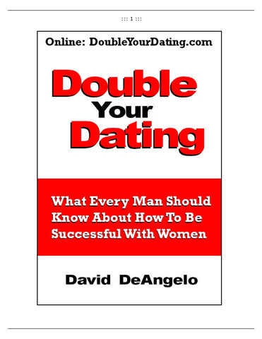 David DeAngelo Ebook Collection Available in Epub/Mobi and PDF Formats