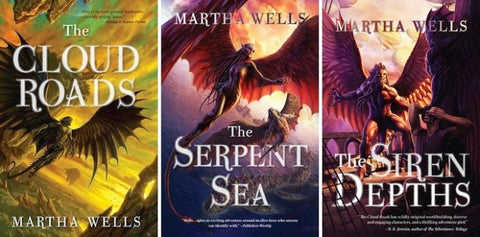Books of Raksura Ebooks Series by Martha Wells Available in EPUB/MOBI and PDF Formats