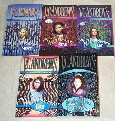 Wildflowers Series by V.C. Andrews Available in Epub/Mobi and PDF Formats