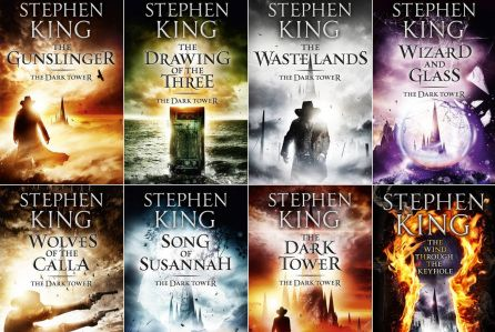 The Dark Tower complete series by Stephen King (Available in ePub/Mobi and PDF formats)