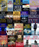 David Baldacci Ebooks Collection - 21 Ebooks