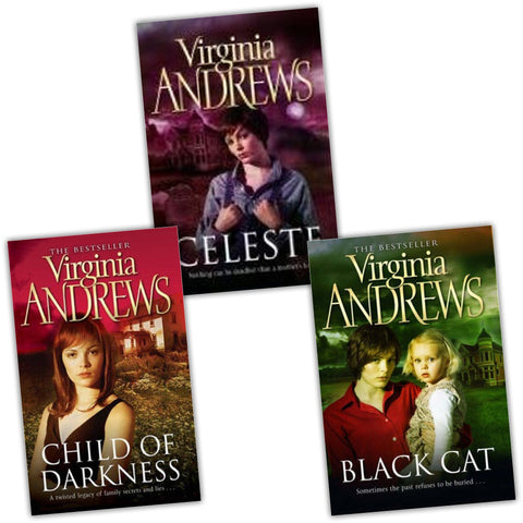 Gemini Series by V.C. Andrews Available in Epub/Mobi and PDF Formats