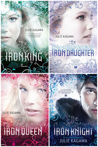 The Iron Fey series by Julie Kagawa (07 Books Available in ePUB/Mobi and PDF Formats)