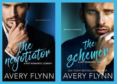 Harbor City Series by Avery Flynn (Available in ePUB/Mobi and PDF Formats)