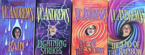 Hudson Series by V.C. Andrews Available in Epub/Mobi and PDF Formats