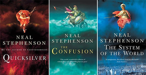 Neal Stephenson Ebooks Collection Available in Epub/Mobi and PDF Formats