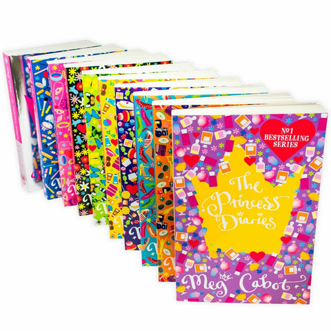 The Princess Diaries Series by Meg Cabot Available in Epub/Mobi and PDF Formats
