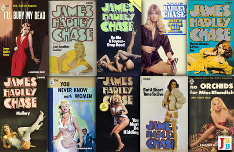 James Hadley Ebooks Collection - 33 Ebooks