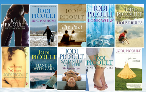 21 Ebooks Collection by Jodi Picoult Available in EPUB/Mobi and PDF Formats