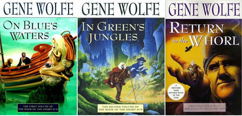 Gene Wolfe Ebooks Collection Available in Epub/Mobi and PDF Formats