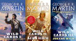 Wild Cards (01-21 Ebooks) Series by Grorge R R Martin Available in EPUB/Mobi and PDF Formats