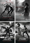 Hush Hush Series by Becca Fitzpatrick (Available in ePUB/Mobi and PDF Formats)