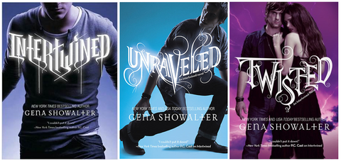 Intertwined Series by Gena Showalter Available in ePUB/Mobi and PDF Formats