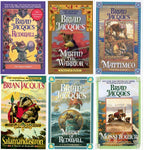 Redwall Series by  Brian Jacques Available in Epub Mobi and PDF Formats
