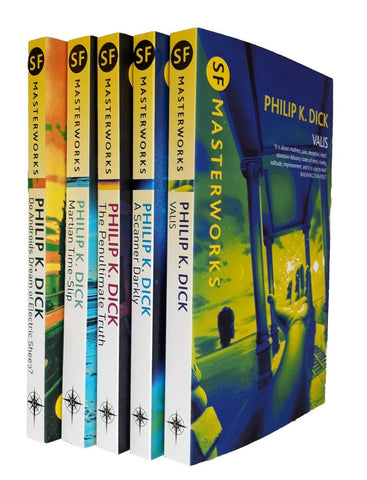 47 Ebooks Collection by Philip K. Dick - Available in Epub/Mobi and PDF Formats