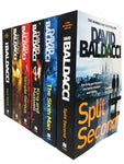 King and Maxwell Series by David Baldacci 01-06 Complete Series