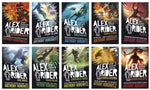 Alex Rider Series by Anthony Horowitz (01-11 Ebooks Available in Epub/Mobi and PDF Formats)