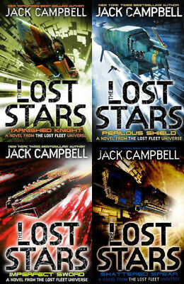 The Lost Stars Series by Jack Campbell (01-04 Ebooks Available in EPUB/Mobi and PDF Formats)