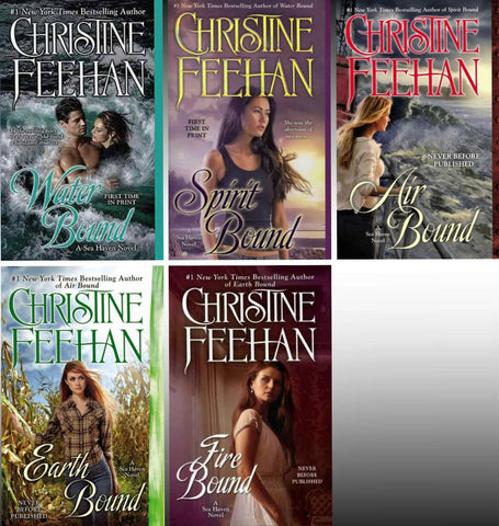 Sea Haven Series by Christine Feehan