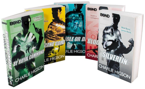 Young Bond Series by Charlie Higson (01-05 Ebooks Available in Epub/Mobi and PDF Formats)