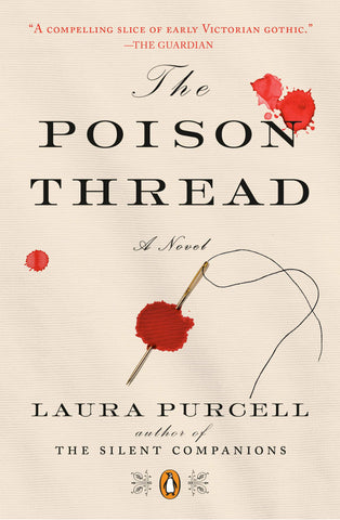 The Poison Thread by Laura Purcell Available in Epub/Mobi and PDF Formats