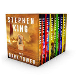 Stephen King The Dark Tower All 7 Audio Books - Unabridged