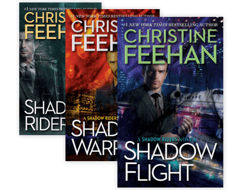 Christine Feehan eBooks Collection - 18 eBooks