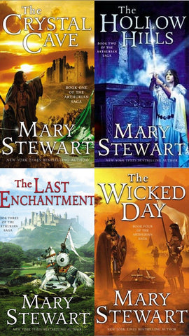 Arthurian Saga by Mary Stewart Available in Epub/Mobi and PDF Formats