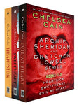 Archie and Gretchen Series by Chelsea Cain 1-5 Ebooks Available in Epub/Mobi and PDF Formats