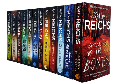Bones Series by Kathy Reichs Available in Epub/Mobi and PDF Formats