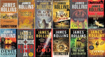 21 Ebooks by James Rollins (Available in ePub/Mobi and PDF formats)